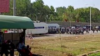 'Heartbroken' sister of Myanmar gunshot victim