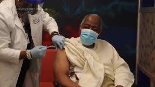 Hank Aaron - Politics - COVID Vaccine Death