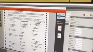 Dominion Voting System allows Adjudicators to VOTE using BLANK BALLOTS!