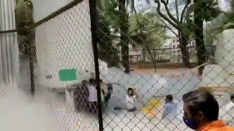 Breaking Horror Scenes in India Oxygen leak