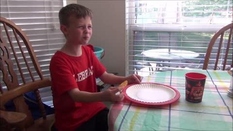 Doritos Poppin Jalapeno Taste Test Challenge