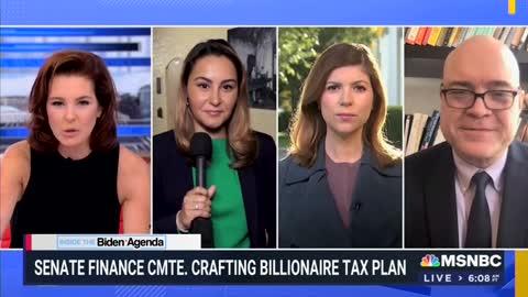 Stephanie Ruhle on billionaires tax