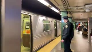 NYPD deploys 644 more cops into NYC subway system amid crime spree