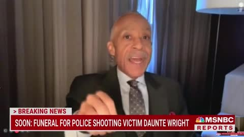 Al Sharpton Says Police Are Never Right!