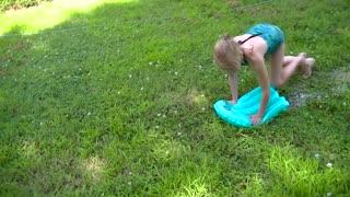Kid Slip N Slide Summer Oklahoma
