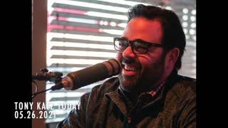 Tony Katz Today Podcast: Richard Marx as a Manifestation of an Incivil Society