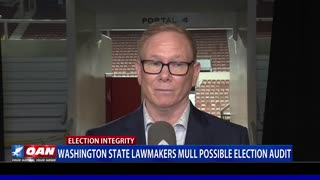 Wash. state lawmakers mull possible election audit