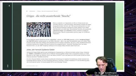 Save the Flu - Dr. Bodo Schiffmann 02/04/2021