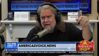 Bannon Hits Fauci, Media, CCP: 'This Blood Will Not Wash Off Your Hands'