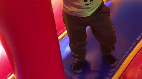 Bouncy House Fun
