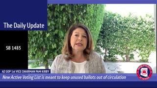 RPAZ DAILY UPDATE ON LANDMARK ELECTION REFORM