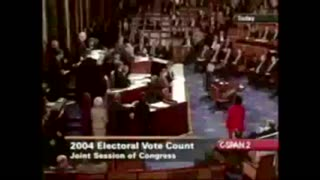FLASHBACK: Democrats Object to Counting Electoral College Votes in 2000 and 2004