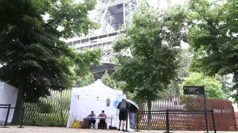 Francia exige pasaporte covid para acceder a la Torre Eiffel