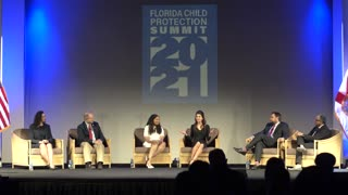 """First Lady Casey DeSantis Joins Panel to Launch """"Hope Florida – A Pathway to Prosperity"""""""