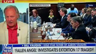 Bill Vaughn, Gold Star Father of Fallen Navy Seal Aaron Vaughn