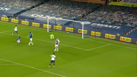 Everton vs Totenham 17.04.2021
