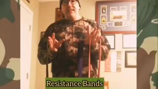 Resistance Bands for Exercise at Home and Travel