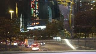 Hongkong road view Bus#112_9_13_from North Point to Mongkok_20210212