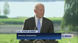"Biden Almost Calls Putin ""President Trump"""