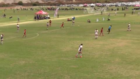 2019 Molly Real U16 DA Youth Soccer Highlights Part 1