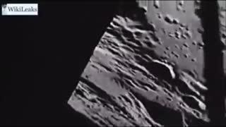 WIKILEAKS !?! Filming Of The Moon Landing!