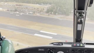 Flying a Helicopter in the Grand Canyon