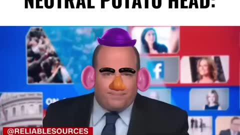 Gender Neutral Potato Head