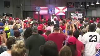 UFC superstar Jorge Masvidal Support Trump