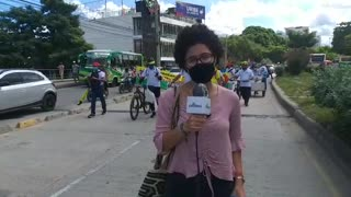 Marcha del 21 de octubre de 2020 en Cartagena
