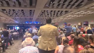Georgia Governor Brian kemp Booed At GOP Convention