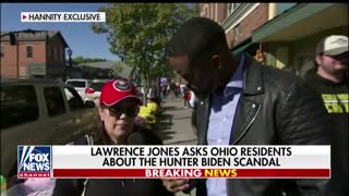 Ohio Voters Are Asked About the Hunter Biden Scandal