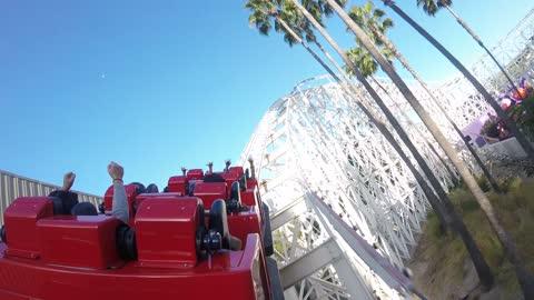 Incredicoaster Disneyland Resort