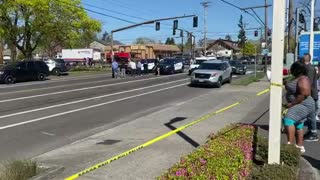 Officer-involved shooting in Portland.