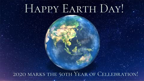 Earth Day's 50th Anniversary Special!