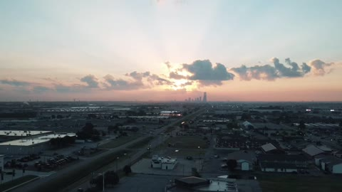 Oklahoma City Sunrise / 9/4/2020