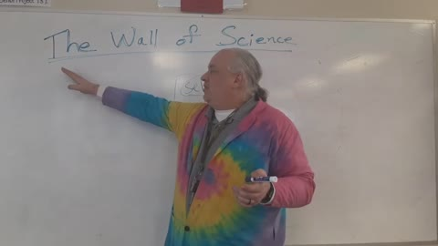 Episode 5 FREE Course on How to Teach Science to High Schoolers: The Wall of Science