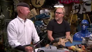 MythBusters: Square Wheels Aftershow