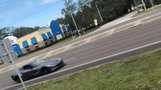 Boosted C6 Vette