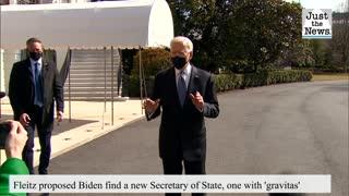 Intelligence expert says U.S.-China summit a 'disaster,' Biden should replace top diplomat