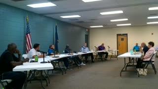 Dillon City Council Meeting 9-13-21