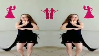 Double Belly dance