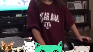 Carley funny video