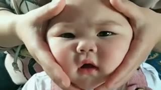 funny video Cute baby