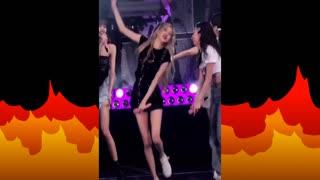 Cute Girl Dancing So Happy
