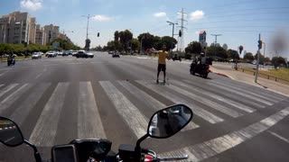 Red light encounter 7