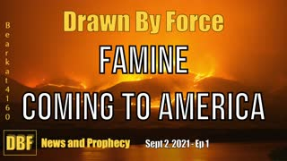 A Famine Coming To America