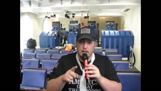 Interviewing President Donald J Trump