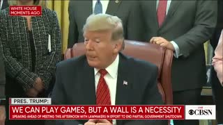 Trump says he has 'absolute right' to declare national emergency over border issue