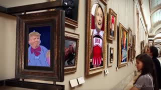 🇺🇸 The Donald J. Trump Presidential Library Hall of Memes
