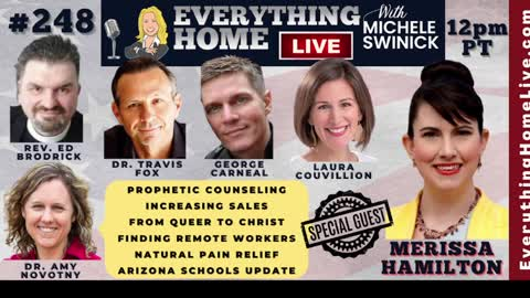 248: Prophetic, Sales, God & Gays, Remote Workers, Pain Relief, Arizona Schools